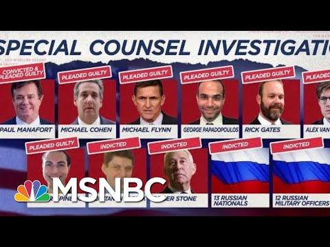 Dem Senator Throws Down Gauntlet When Mueller Broke On Live TV   The Beat With Ari Melber   MSNBC