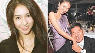 香港第一美女黎姿為什麼要嫁大她16歲的跛腿殘障富豪馬廷強?
