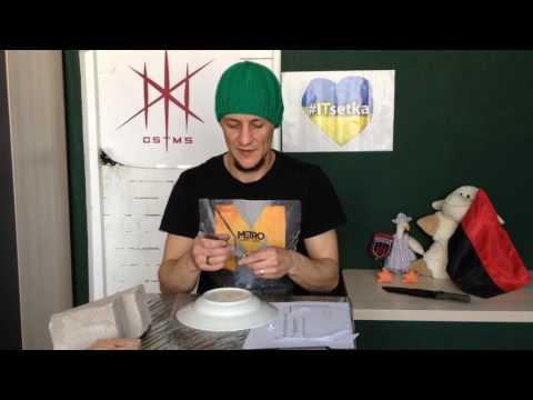 Точимчемпопало #2 Заточка ножа о тарелку