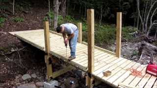 Building An Atv Bridge