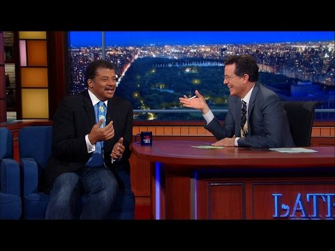 Science Is Naughty With Neil deGrasse Tyson