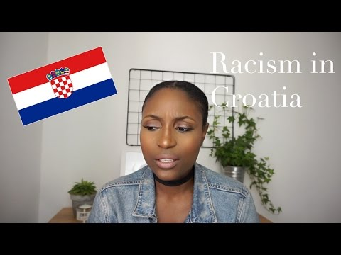 Racism in Croatia