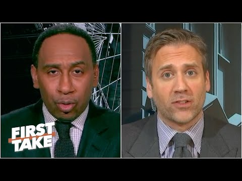 First Take reacts to the possibility of the IOC postponing the 2020 Summer Olympics