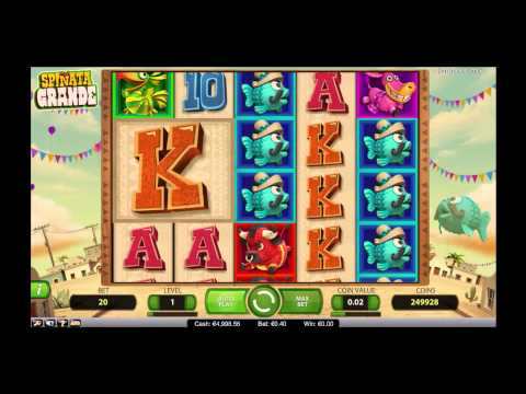 Spinata Grande Slot Machine Online - Slots Monitor