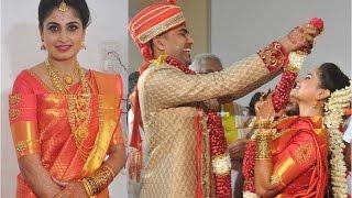 TV Serial Actress Ashta Chamma Chaitra Rai Engagement Exclusive video