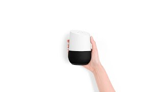 How to Apply a dbrand Google Home Skin