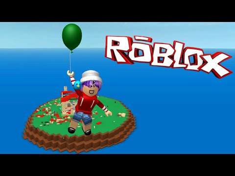 ROBLOX LET'S PLAY SURVIVE THE NATURAL DISASTERS | RADIOJH GAMES