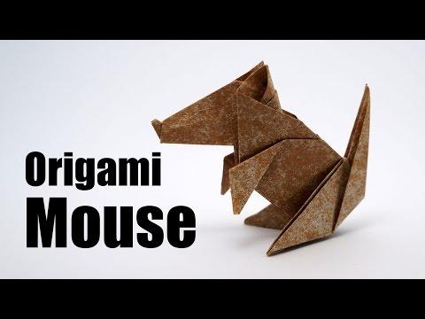 Origami Mouse-Jo Nakashima