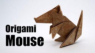 Origami Mouse (Jo Nakashima)