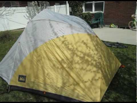 Rei Taj 3 Tent & Rei Taj 3 Tent - YouTube