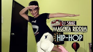 DJ Snake - Magenta Riddim | Hip-Hop Solo Little Girl Dance | Dimple | Choreography by Piyush Sm