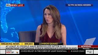Sky News - 6 August 2018