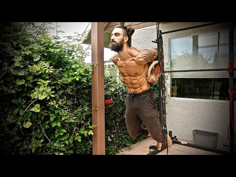 10 min. Push Pull Workout Calisthenics Routine SSP 1