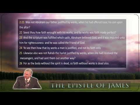 10 The Epistle of James Keith Daniel