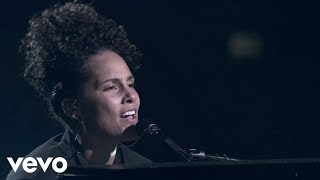 alicia keys no one vevo music video