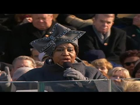 Aretha Franklin has died at her home in Detroit aged 76, her publicist tells AP news agency