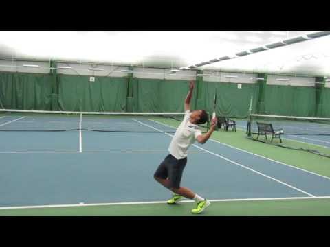 Ron Singer Tennis Recruiting Video - Fall 2017