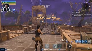Fortnite Save the World Starting CAMPAIGN Being Rookie Battle Royal Mode Story & Fails