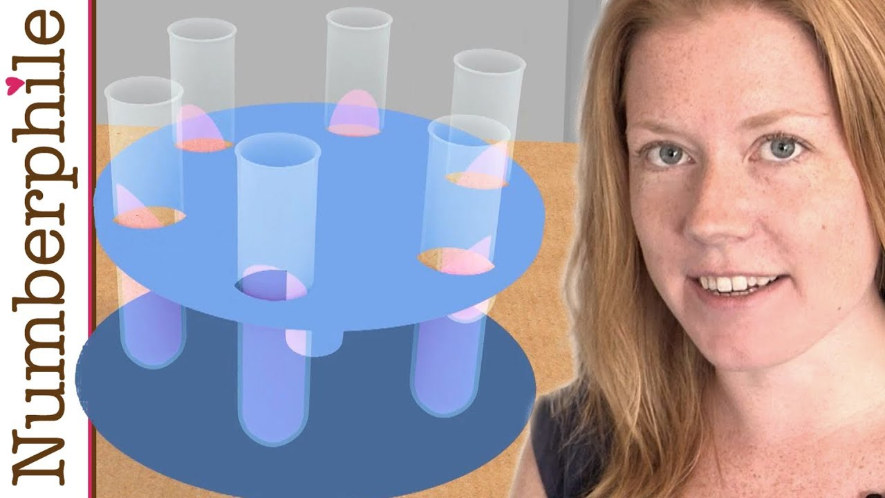 The Centrifuge Problem - Numberphile