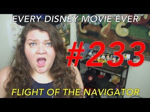 Every Disney Movie Ever: Flight Of The Navigator