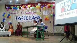 Hoysala pu college drama