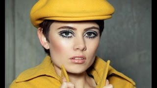 Twiggy/Mod Makeup Tutorial