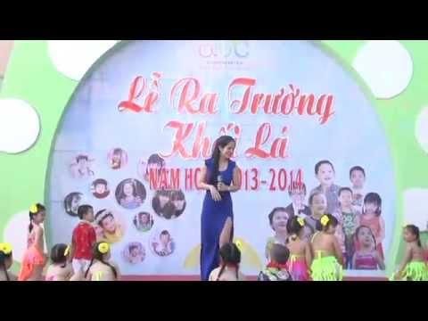 Lễ ra trường của bé - Năm học 2014 - Trường Mầm Non Chất Lượng Cao ABC - Đà Nẵng