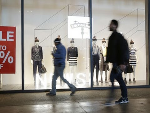 Investors focus on retail sales after Ukraine jitters
