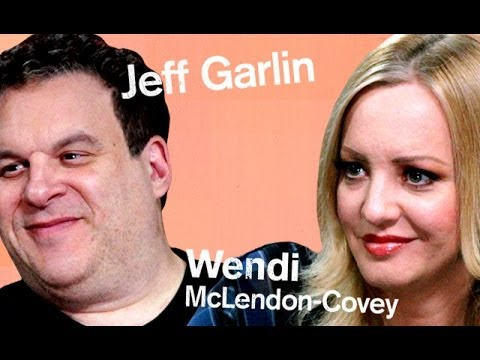 """Jeff Garlin and Wendi McLendon-Covey on """"Larry King Now"""" - Full Episode in the U.S. on Ora.TV"""