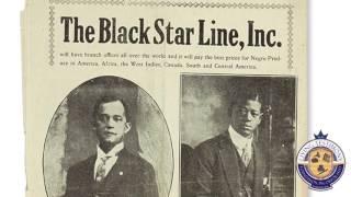 Marcus Garvey Black History Spotlight