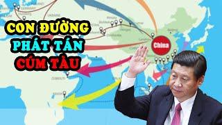 NÓNG: ANH Công bố dữ liệu di chuyển dân TQ, chứng minh đường phát tán Cúm Tàu của ĐCS Trung Cộng