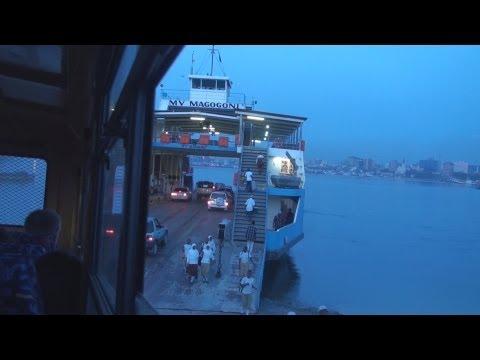 Dar es Salaam Kigamboni Ferry - Tanzania Africa