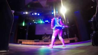 One Love Cruise 2016 Sweden dancehall queen contest!