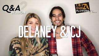DELANEY & CJ // Q&A SESSION