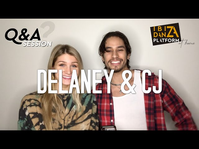 DELANEY & CJ // Q&A SESSION
