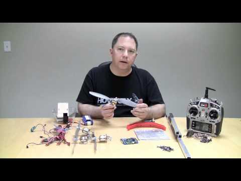 Basic Quadcopter Tutorial - Chapter 1