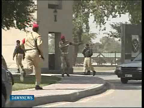 Rawalpindi GHQ Attack