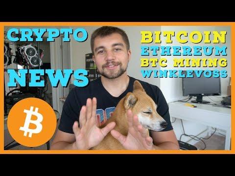 Bankrupt Mining Farm To Launch Trading | BTC Mining Profit Calc. | Ethereum Futures | Winklevoss