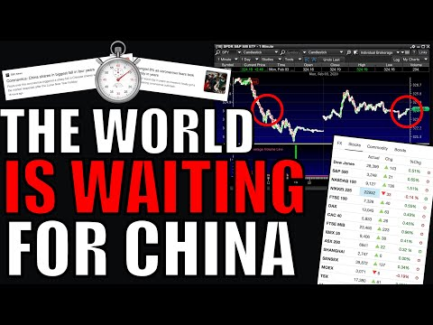 $150 Into $1,100 TRADING ALPHABET STOCK – My Watchlist – THE STOCK MARKET IS WAITING FOR CHINA