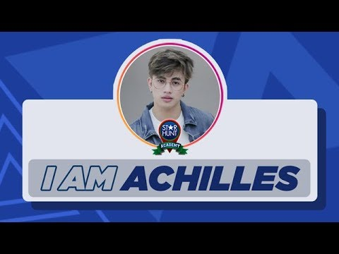 I AM ACHILLES | STAR HUNT ACADEMY TRAINEE