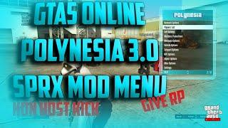 Mod menu sprx polynesia free download