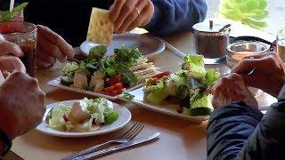 Check, Please! Bay Area reviews: Los Arquitos Restaurant, Lavash Restaurant, Seven Hills