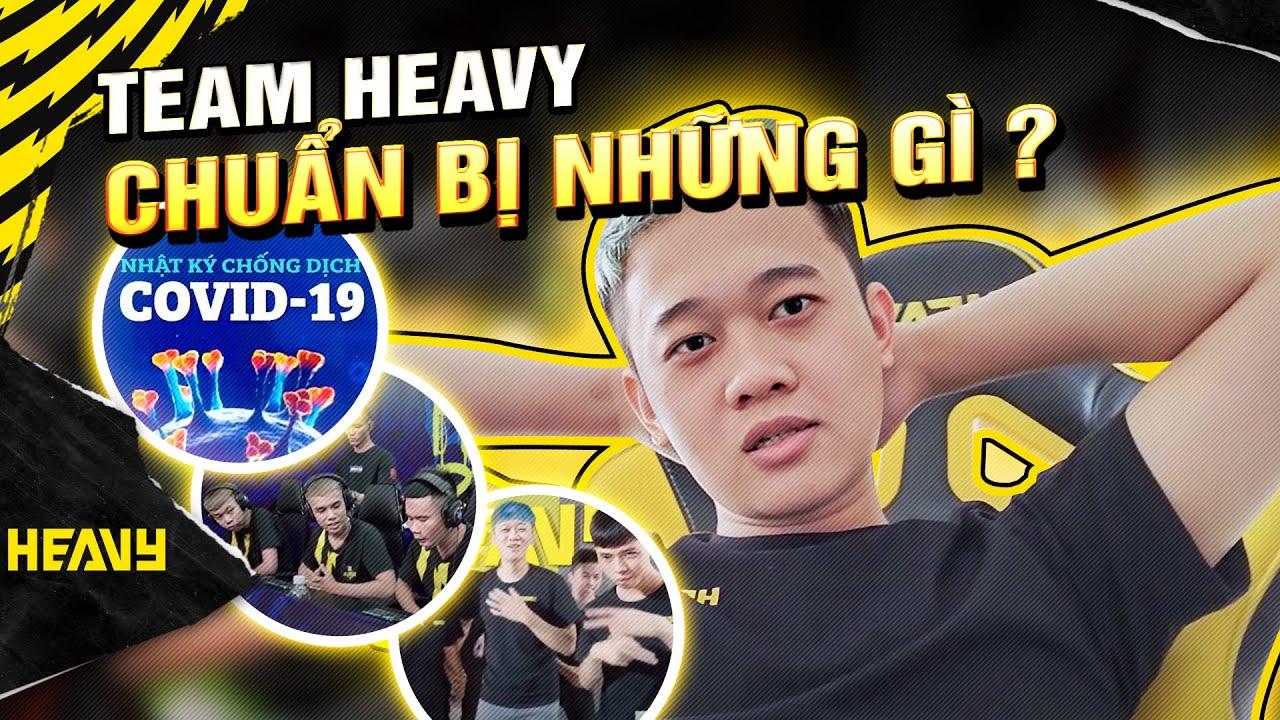 Sự Thật Lần đầu được tiết lộ ! Team Heavy Đã Có Những Gì ?  | HEAVY PHÚ ĐẠI