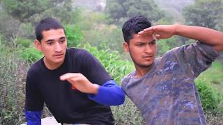 Types of (पहाड़ी ) dost👬 || new himachali funny video || hamirpur boys 2018