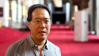 Yo-Yo Ma, a Kennedy Center Artistic Advisor, joins the Citizen Arti...