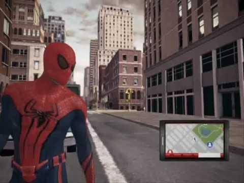 Muss nur noch kurz die Welt retten - Spiderman