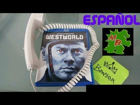 -WESTWORLD -1973 Blu Ray en Español