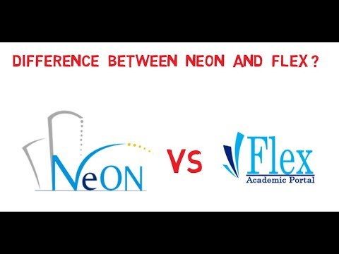 Fast University Introduces Flex Student Registration Portal | Getting Rid Of NeOn