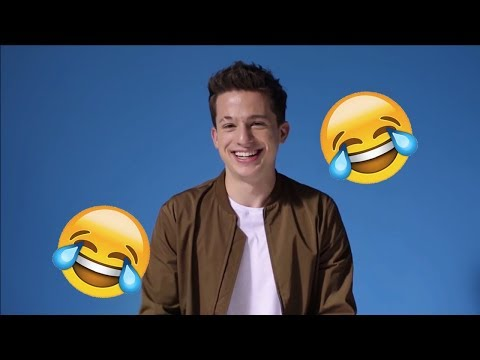 Charlie Puth doing a spot on impression of Shawn Mendes