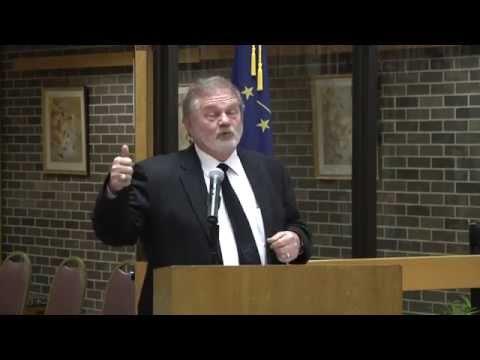 William Passmore Ceremony ECPL